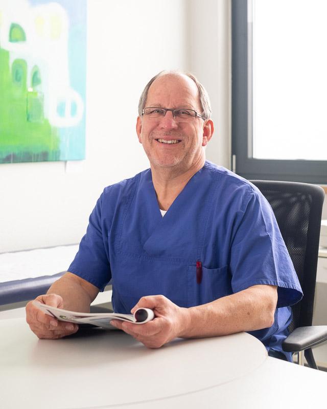 Arzt Dr. med. Honikel